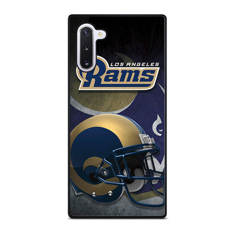 LOS ANGELES RAMS 4 Samsung Galaxy Note 10 Case Cover