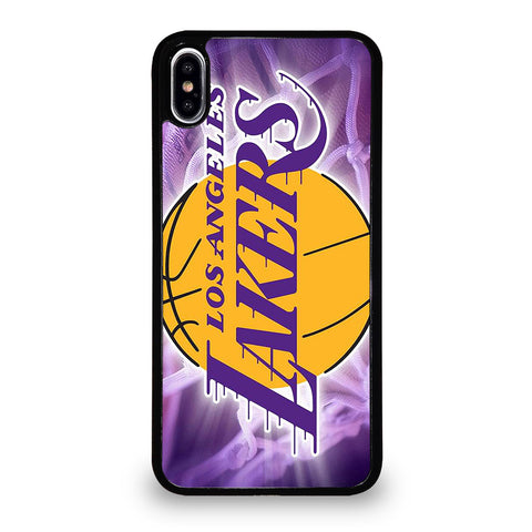 LOS ANGELES LAKERS 1 iPhone XS Max Case Cover