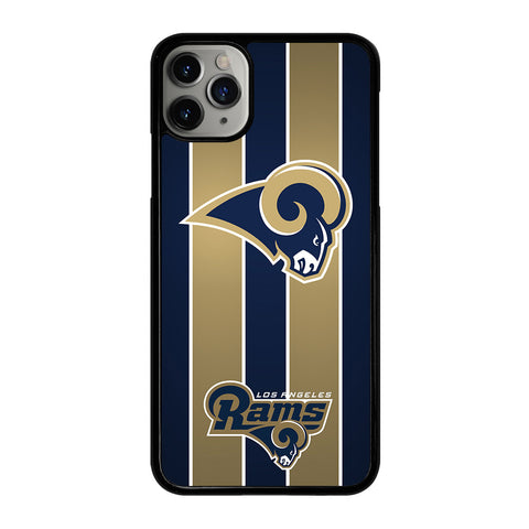 LOS ANGELES RAMS 1 iPhone 11 Pro Max Case Cover