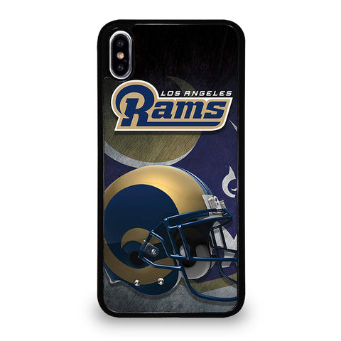 LOS ANGELES RAMS 4 iPhone XS Max Case Cover