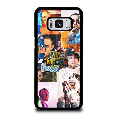 MAC MILLER COLLAGE Samsung Galaxy S8 Case Cover