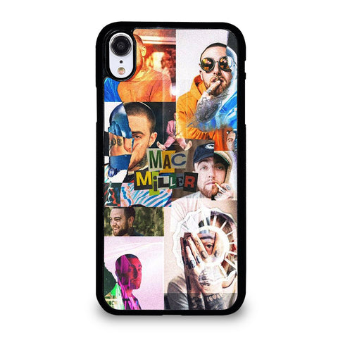 MAC MILLER COLLAGE iPhone XR Case Cover