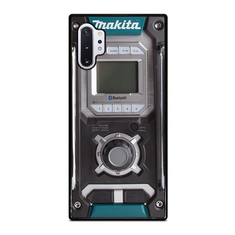 MAKITA RADIO 1 Samsung Galaxy Note 10 Plus Case Cover