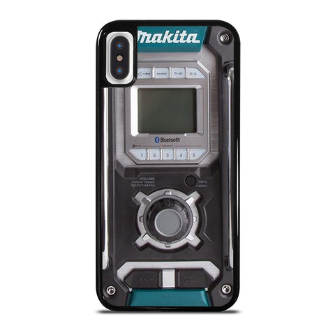 MAKITA RADIO 1 iPhone X / XS Case Cover