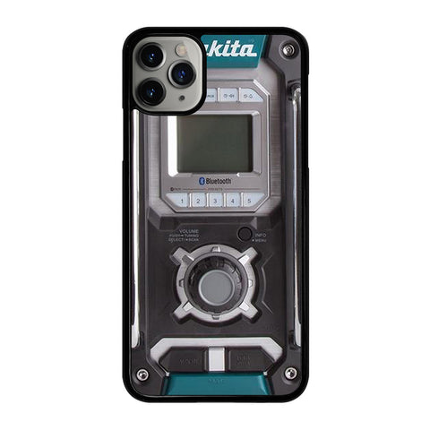 MAKITA RADIO 1 iPhone 11 Pro Max Case Cover