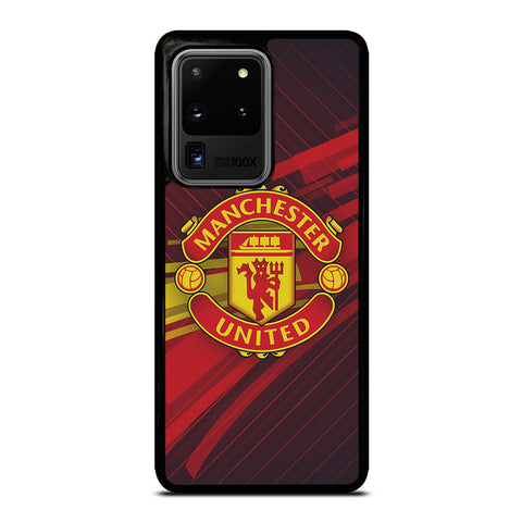 MANCHESTER UNITED 1 Samsung Galaxy S20 Ultra Case Cover