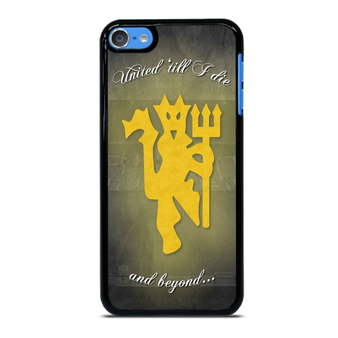 MANCHESTER UNITED iPod Touch 7 Case Cover