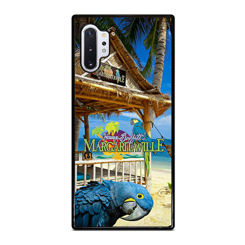 MARGARITAVILLE JIMMY BUFFETT'S 1 Samsung Galaxy Note 10 Plus Case Cover