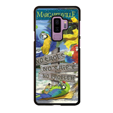 MARGARITAVILLE JIMMY BUFFETT'S 3 Samsung Galaxy S9 Plus Case Cover