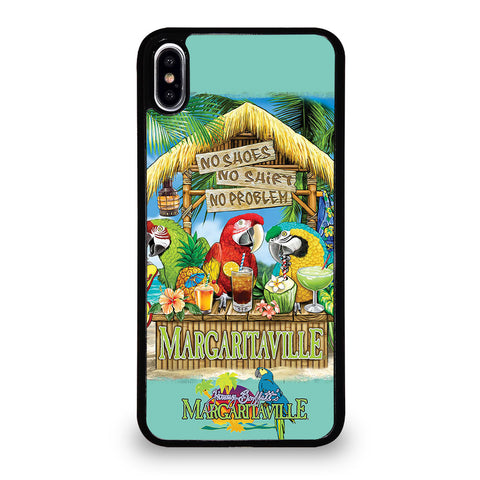 MARGARITAVILLE JIMMY BUFFETT'S 4 iPhone XS Max Case Cover