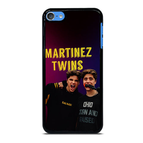 MARTINEZ TWINS 3 iPod Touch 7 Case Cover