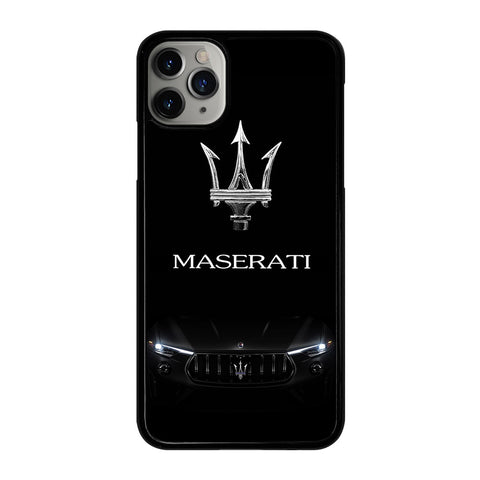 MASERATI 1 iPhone 11 Pro Max Case Cover
