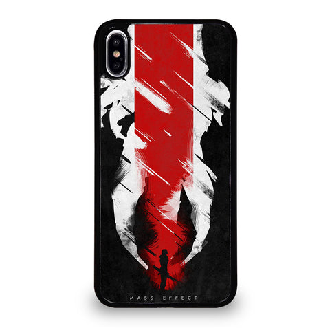 MASS EFFECT N7 NEW iPhone XS Max Case Cover