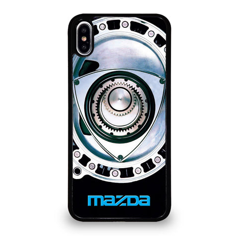 MAZDA RX 7 ROTARY ENGINE iPhone XS Max Case Cover