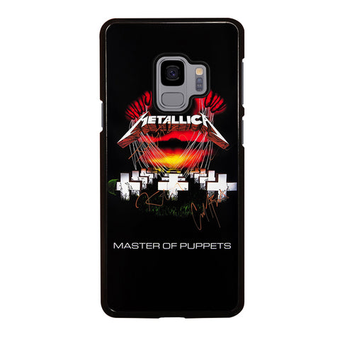 METALLICA MASTER OF PUPPETS 1 Samsung Galaxy S9 Case Cover