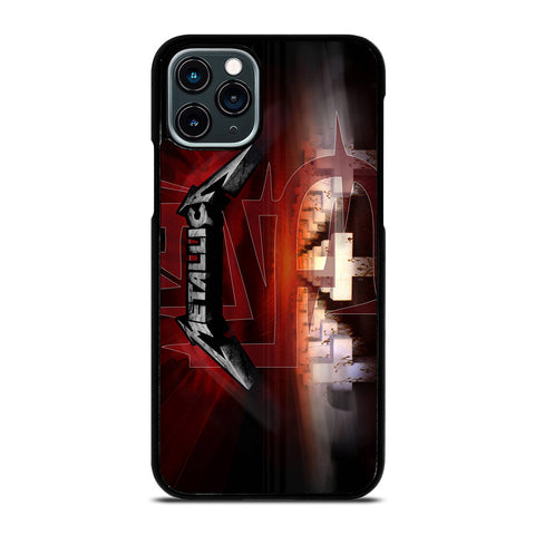 METALLICA MASTER OF PUPPETS 2 iPhone 11 Pro Case Cover