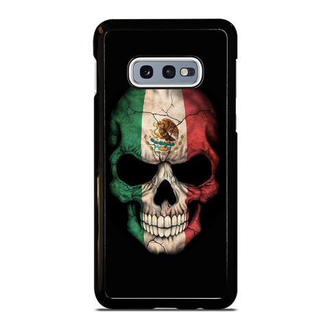 MEXICO SKULL SKELETON Samsung Galaxy S10e Case Cover