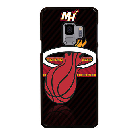 MIAMI HEAT 3 Samsung Galaxy S9 Case Cover