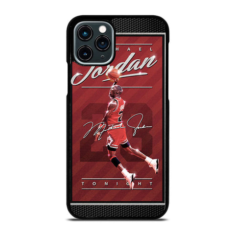 MICHAEL JORDAN SIGNATURE iPhone 11 Pro Case Cover