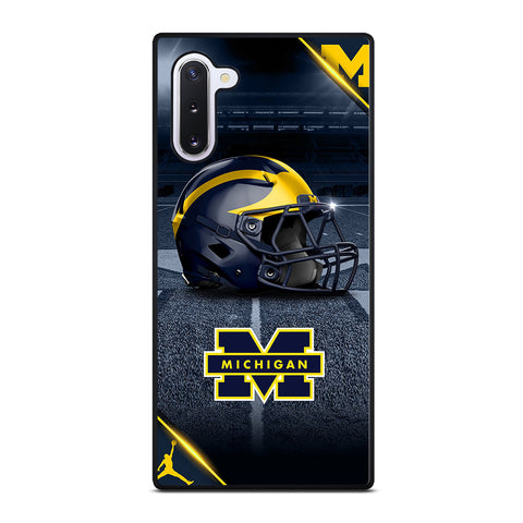 MICHIGAN WOLVERINES 2 Samsung Galaxy Note 10 Case Cover