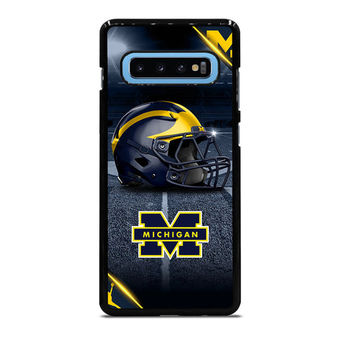 MICHIGAN WOLVERINES 2 Samsung Galaxy S10 Plus Case Cover