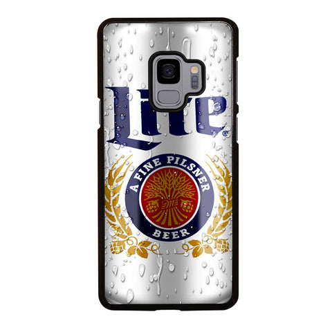 MILLER LITE BEER CAN Samsung Galaxy S9 Case Cover