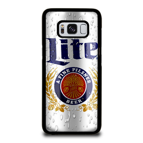 MILLER LITE BEER CAN Samsung Galaxy S8 Plus Case Cover