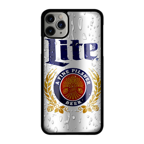 MILLER LITE BEER CAN iPhone 11 Pro Max Case Cover