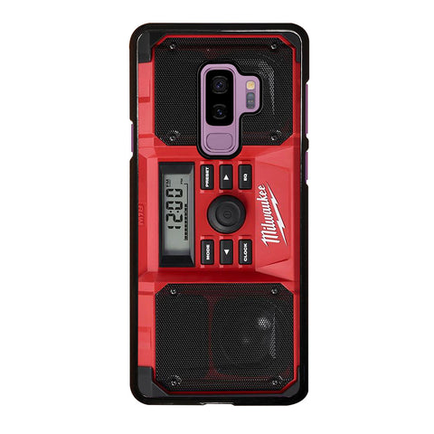 MILWAUKEE SPEAKER 2 Samsung Galaxy S9 Plus Case Cover