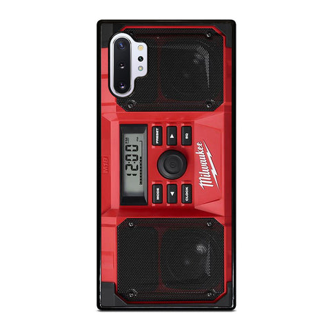 MILWAUKEE SPEAKER 2 Samsung Galaxy Note 10 Plus Case Cover