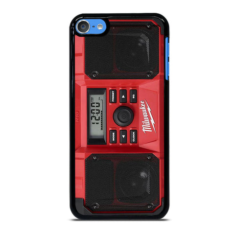 MILWAUKEE SPEAKER 2 iPod Touch 7 Case Cover