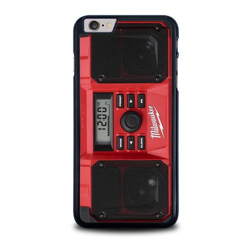 MILWAUKEE SPEAKER 2 iPhone 6 / 6S Plus Case Cover