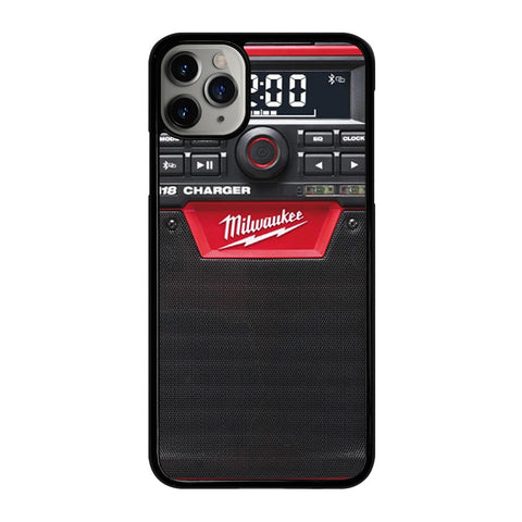 MILWAUKEE SPEAKER 1 iPhone 11 Pro Max Case Cover