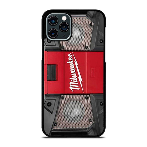 MILWAUKEE SPEAKER 3 iPhone 11 Pro Case Cover