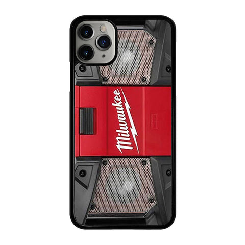 MILWAUKEE SPEAKER 3 iPhone 11 Pro Max Case Cover