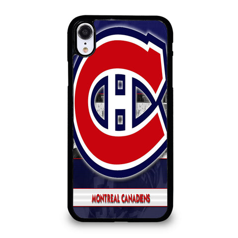 MONTREAL CANADIENS iPhone XR Case Cover