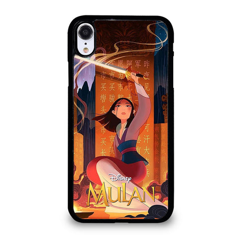MULAN 4 iPhone XR Case Cover