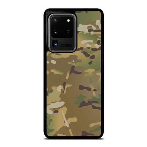 MULTICAM SCORPION CAMO Samsung Galaxy S20 Ultra Case Cover