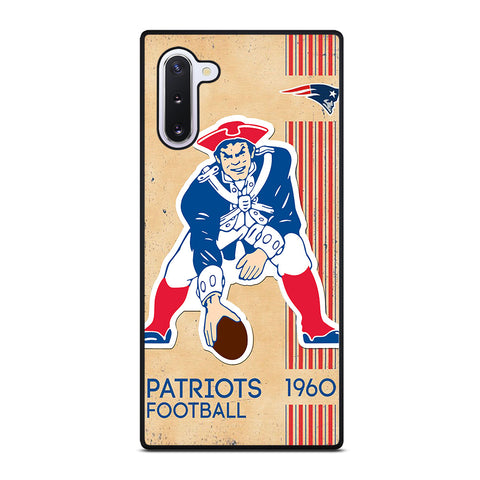 NEW ENGLAND PATRIOTS 1960 Samsung Galaxy Note 10 Case Cover