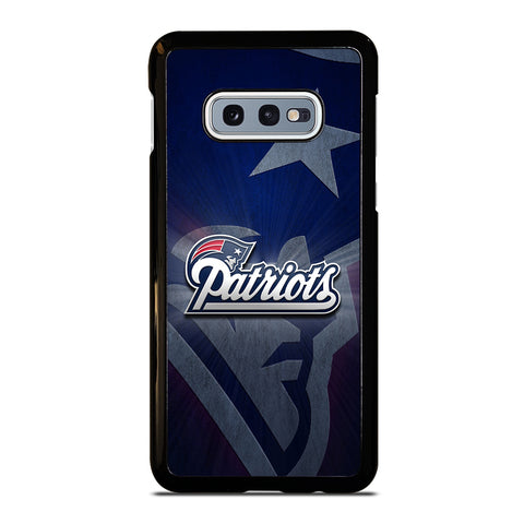 NEW ENGLAND PATRIOTS 3 Samsung Galaxy S10e Case Cover