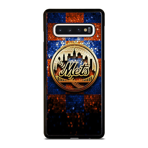 NEW YORK METS GOLD LOGO Samsung Galaxy S10 Case Cover