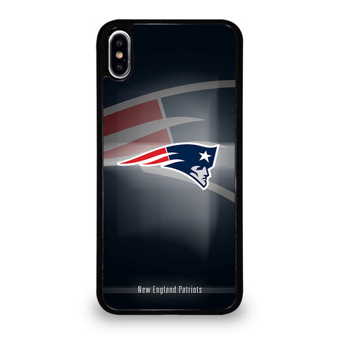 NEW ENGLAND PATRIOTS 5 iPhone XS Max Case Cover