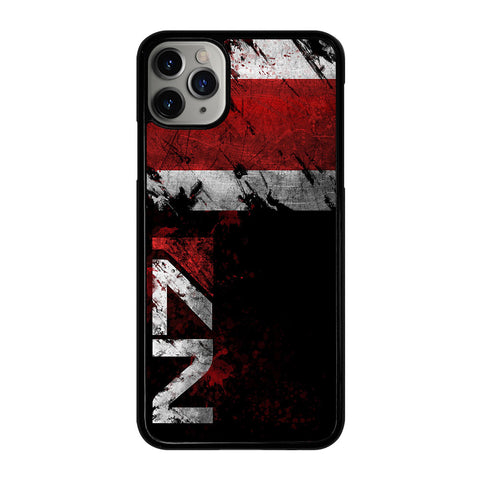 NEW MASS EFFECT N7 GAME iPhone 11 Pro Max Case Cover