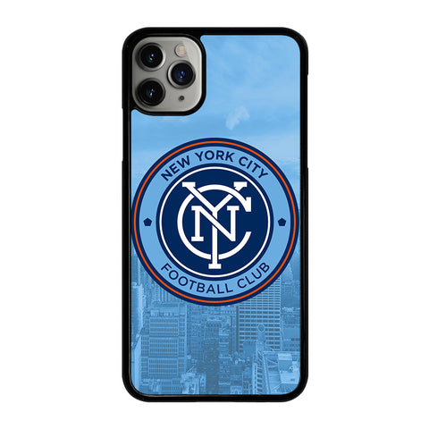 NEW YORK CITY FC iPhone 11 Pro Max Case Cover