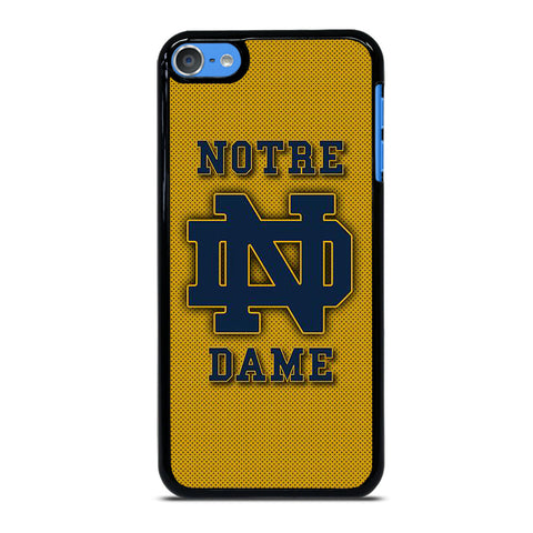NOTRE DAME 2 iPod Touch 7 Case Cover