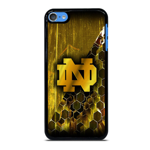 NOTRE DAME GOLD iPod Touch 7 Case Cover