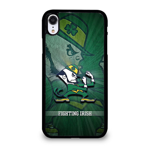 NOTRE DAME FIGHTING 1 iPhone XR Case Cover