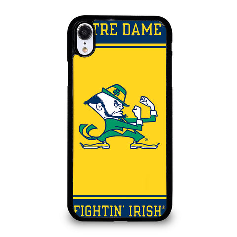 NOTRE DAME FIGHTING 2 iPhone XR Case Cover