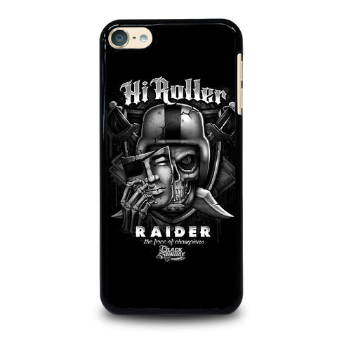 OAKLAND RAIDERS iPod Touch 6 Case Cover