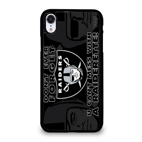 OAKLAND RAIDERS 2 iPhone XR Case Cover
